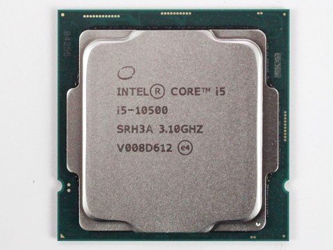 CPU Intel Core i5 10500 (12M Cache, 3.10 GHz up to 4.50 GHz, 6C12T, Socket 1200, Comet Lake-S) Không Box