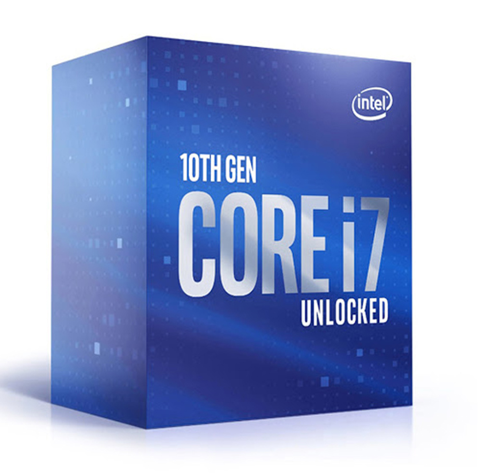 Intel Core i7 10700 (Up to 4.8Ghz/ 16Mb cache) Comet Lake intel 10th