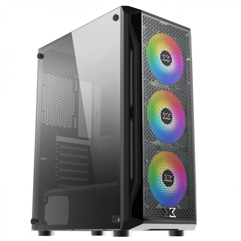 Case Xigmatek Gaming X 3FX- Kèm 3 FAN