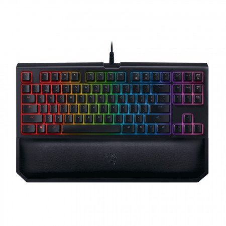 Razer BlackWidow Tournament Edition Chroma V2 Yellow Switch TKL