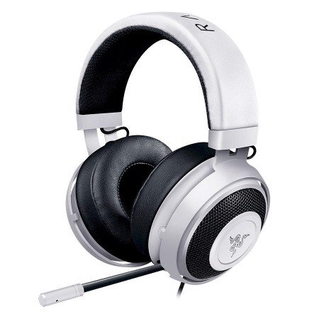 Razer Kraken Pro V2-Analog Gaming White-Oval