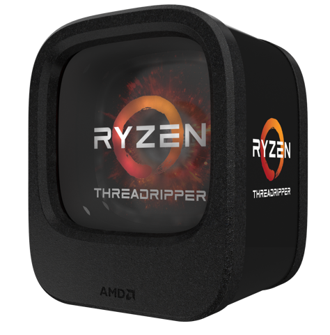 Amd Threadripper™ 1920X Socket Tr4 12 Cores 24 Threads Boots 4.0Ghz