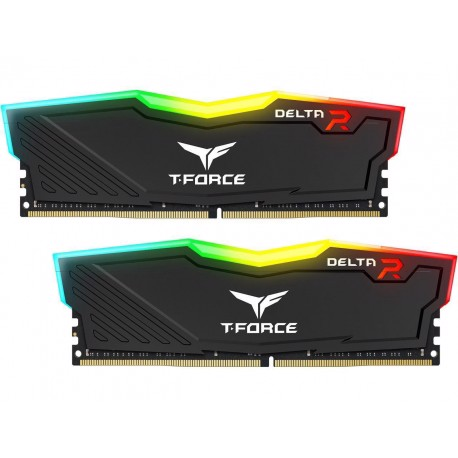 Team 32G 3000 DDR4 T-Force Delta RGB (2x 16GB)