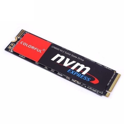 SSD Colorful CN600 - 512GB NVMe M.2 2280 PCIe