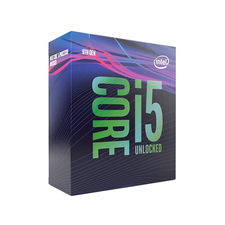 I5 9600k Overclock Cooler