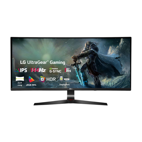 LG 34UC79G-B Gaming 34 inch 144HZ IPS  ULTRAWIDE - Curved(Free Sync)