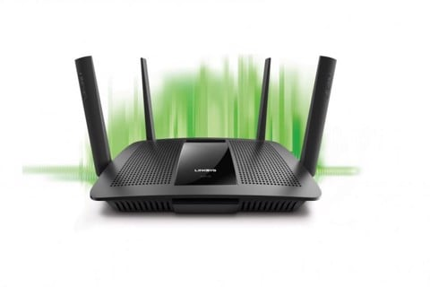 Router Wifi LinkSys EA8100