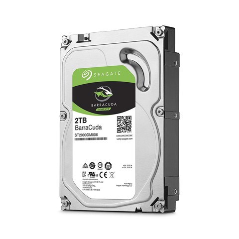 HDD Seagate Barracuda 2TB 3.5 inch 7200RPM