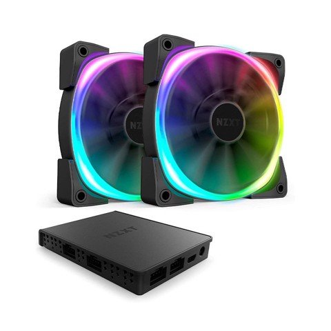 Fan Case NZXT AER RGB 2 TWIN STARTER 140MM