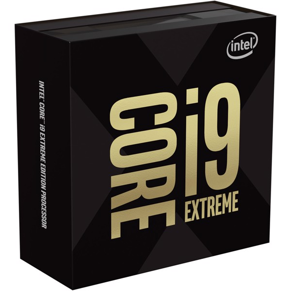 Intel Core i9-9980XE Extreme Edition 3.0 GHz Turbo 4.4 GHz up to 4.5 GHz / 24.75 MB / 18 Cores, 36 Threads / socket 2066 (No Fan)