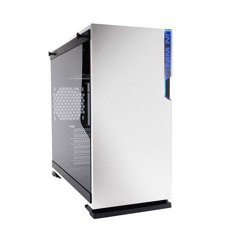 Case InWin 101 White - Full Side Tempered Glass (Mid Tower)