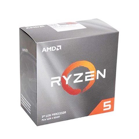 Amd Ryzen 5 3500 (3.6Ghz Turbo Up To 4.1Ghz, 6 Nhân 6 Luồng, 16Mb Cache, 65W) - Socket Am4