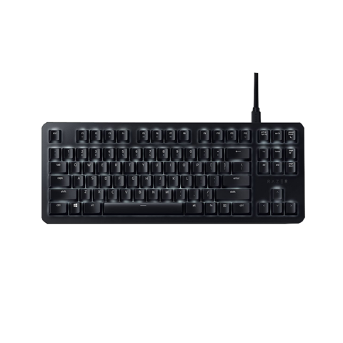 Razer BlackWidow Lite – Silent Mechanical Gaming Keyboard (Orange Switch)-RZ03-02640100-R3M1