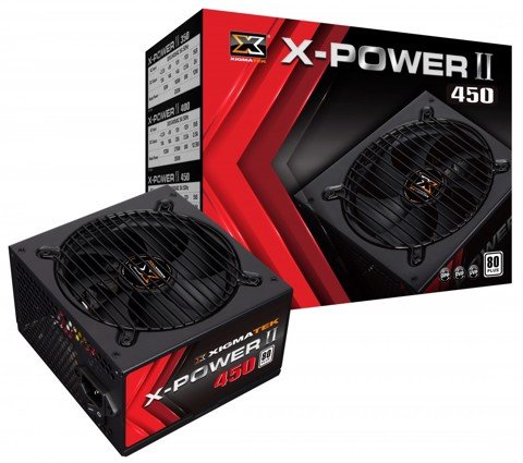 Xigmatek X-Power Ii 450 (En41954) - 80Plus White