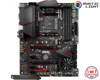 MSI MPG X570 GAMING PLUS: RED GAMING DNA