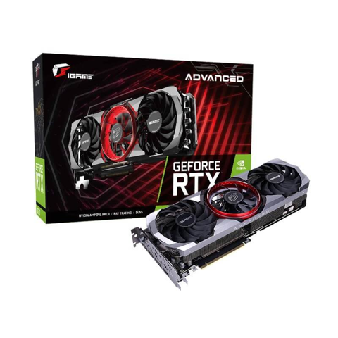 Colorful iGame GeForce RTX 3070 Advanced OC-V – 8GB GDDR6