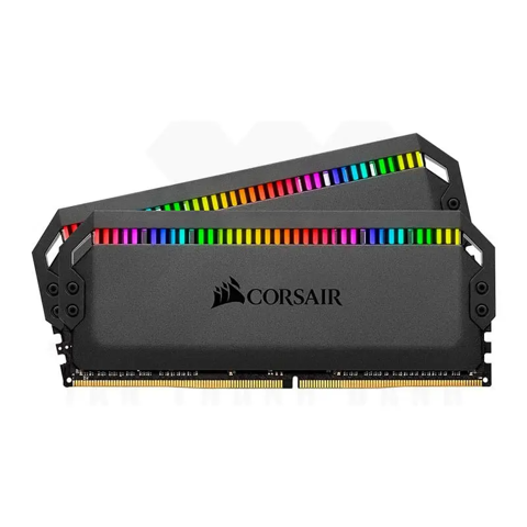 Corsair Dominator Platinum RGB 16GB 3200Mhz DDR4 (2X8GB)