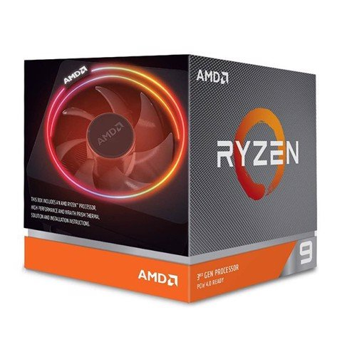 Amd Ryzen 9 3950X / 3.5 Ghz (4.7Ghz Max Boost) / 72Mb Cache / 16 Cores / 32 Threads / 105W / Socket Am4