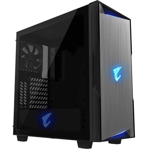 Gigabyte Aorus Ac300G Temperess Glass Atx Mid-Tower