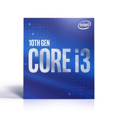 Intel Core I3 10100 4C/8T 8MB Cache 3.60 GHz Upto 4.30 GHz
