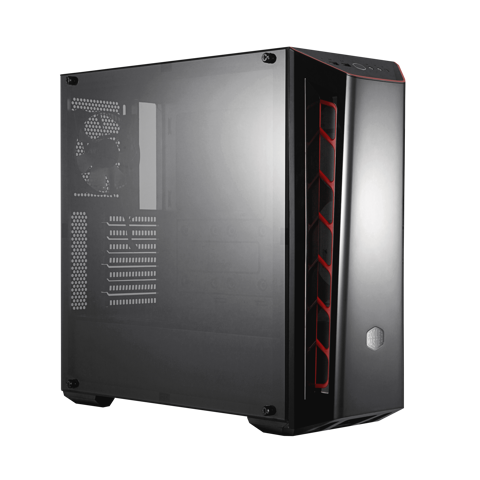CoolerMaster MASTERBOX MB520 Red TRIM