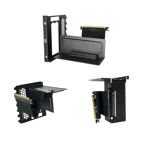 Bộ dựng đứng VGA kèm Riser Cooler Master VERTICAL GRAPHICS CARD HOLDER KIT