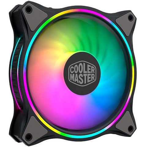 COOLERMASTER MASTERFAN MF120 HALO DUO LOOPS