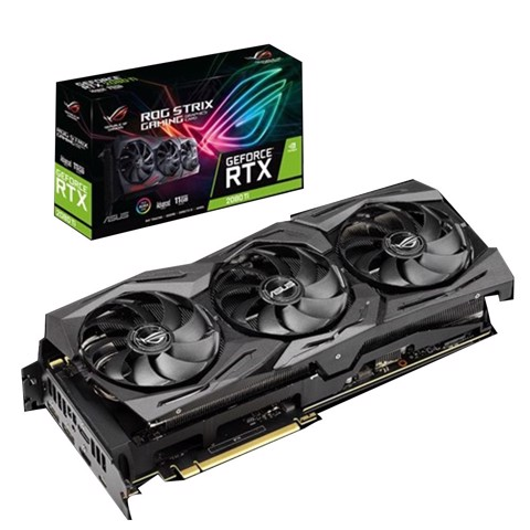 Asus Rog Strix Geforce® RTX 2080 Ti Oc Edition 11GB Gddr6