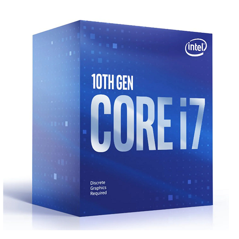 Intel Core i7 10700K (3.8GHz turbo up to 5.1GHz, 8 core 16 Threads , 16MB Cache)