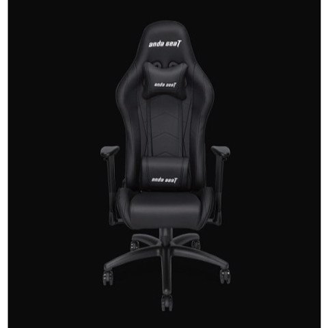 Anda Seat Axe Black – Full Pu Leather 4D Armrest Gaming Chair