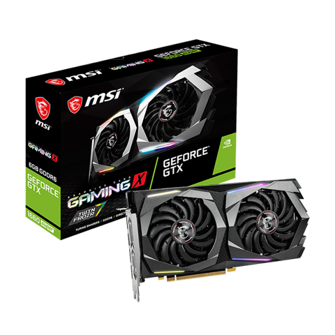 Msi Geforce® Gtx 1660 Super Gaming x 6GB Gddr6