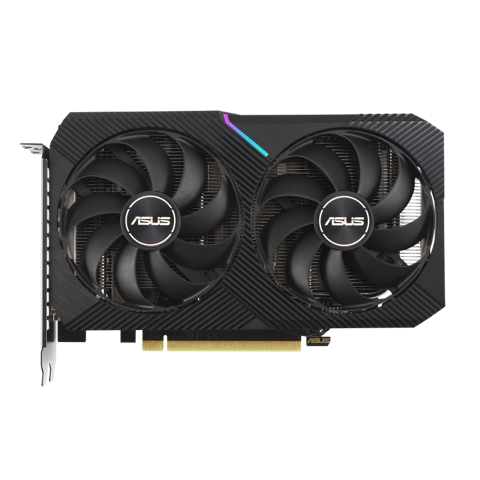 ASUS Dual GeForce RTX™ 3060 OC Edition 12GB GDDR6