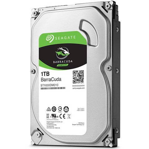 HDD Seagate Barracuda 1TB 7200rpm