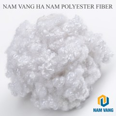 REGENERATED HOLLOW CONJUGATED NON SILICONIZED POLYESTER STAPLE FIBER 15D X 32/51/64 MM