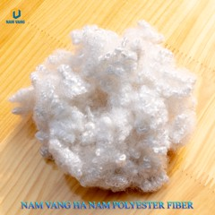 Vietnam High quality Polyester Staple Fiber HCS 15D X 32/51/64 MM