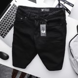 Quần short jean Heboz 4M new