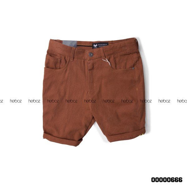 Quần short kaki Heboz color(5)