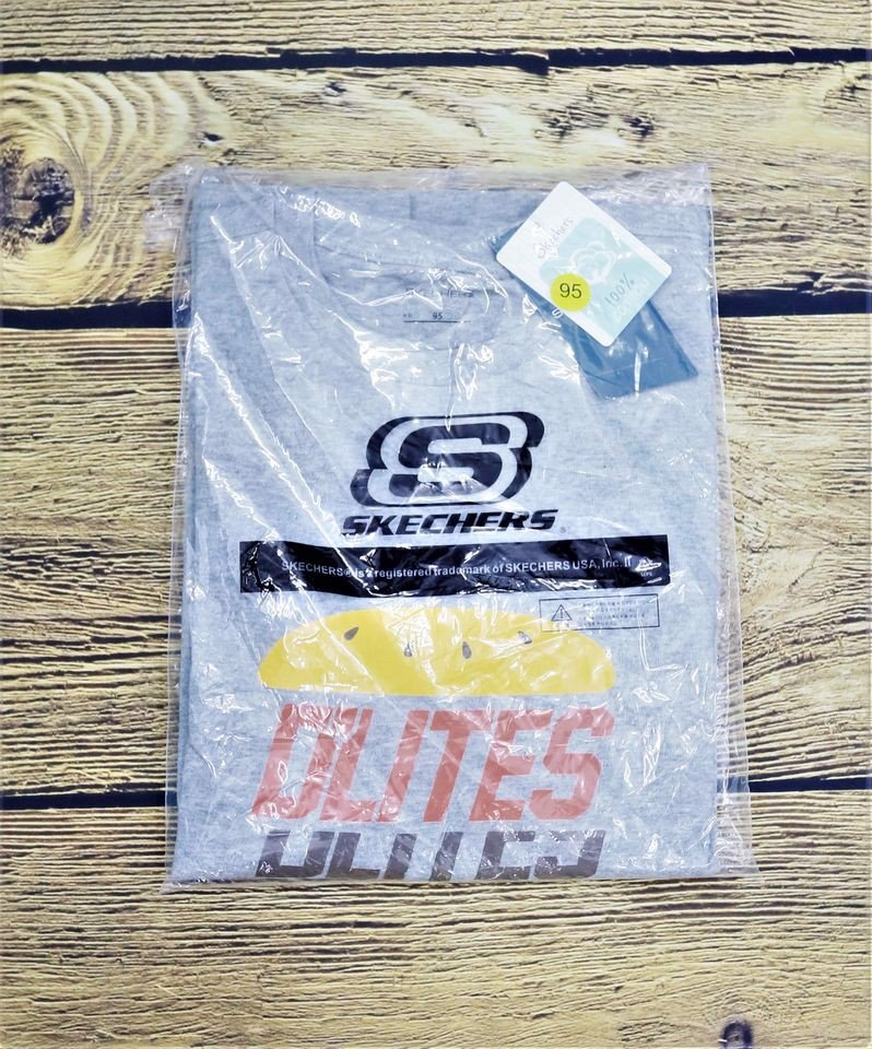Sk3chers D'lites graphic cotton tee