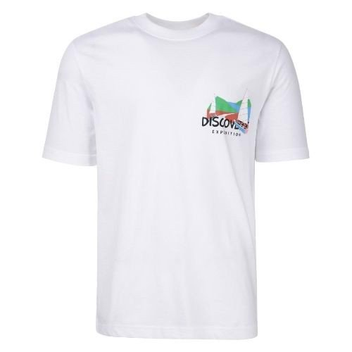 Discovery Expedition graphic tee