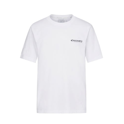 Discovery graphic tee