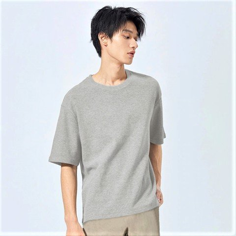 Áo Thun Nam Cotton GU by Uniqlo