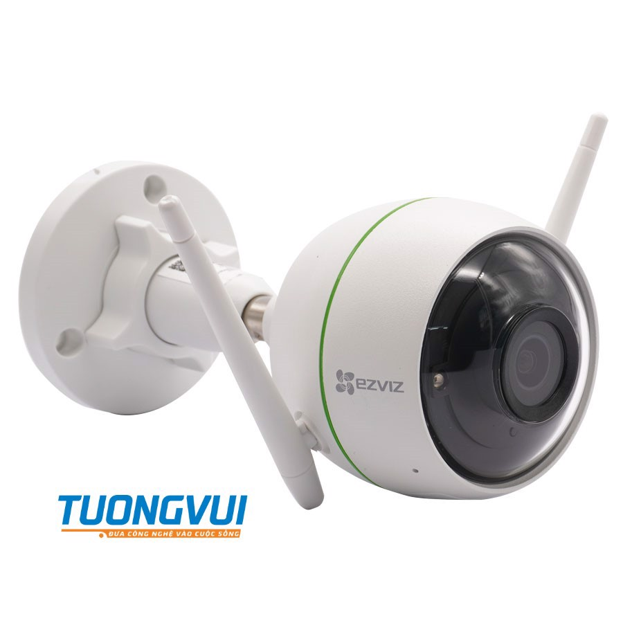 Camera Wifi ngoài trời 2 MegaPixel - H.265 C3W Full color (2.8mm)