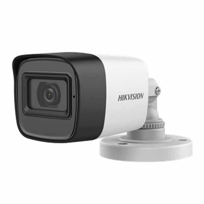 Camera  HD-TVI   5MP – Audio Camera DS-2CE16H0T-ITFS