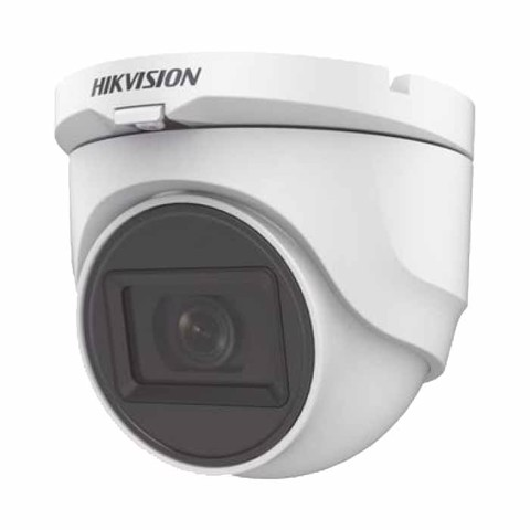 Camera  HD-TVI   5MP – Audio Camera  DS-2CE76H0T-ITPFS