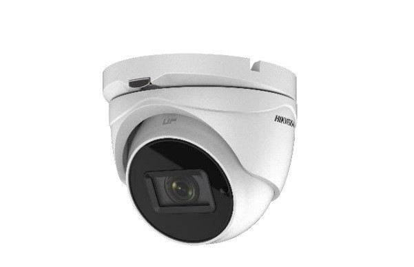 Camera HD-TVI  hồng ngoại 80m 8MP DS-2CE79U1T-IT3ZF