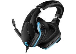 urround Sound LIGHTSYNC Gaming Headset G633s