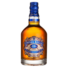 CHIVAS - RƯỢU WHISKY REGAL 18 YRS GOLD 700ML