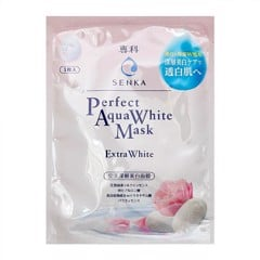 SENKA - MẶT NẠ AQUA PERFECT EXTRA WHITE 25ML