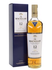 THE MACALLAN - RƯỢU WHISKY 12 YEARS OLD DOUBLE CASK 700ML