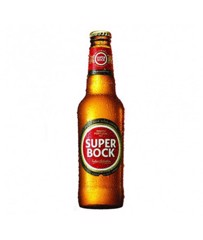 SUPER BOCK - BIA LAGER CHAI MINI 250ML